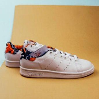 Женские кеды Adidas Stan Smith / white