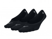 Носки Nike Lightweight No-Show (3 пары) / black