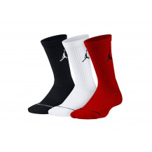 Носки Nike Jumpman Crew, white, red, grey