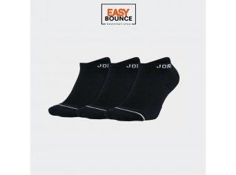 Носки Air Jordan Jumpman No-Show 3PPK / black