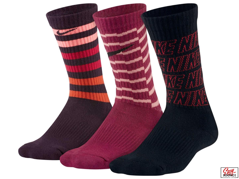 Носки Nike Performance Cushion Crew Socks (3 пары)