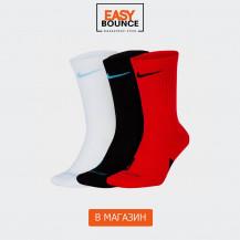 Носки Nike Elite Crew 3PR, multicolor