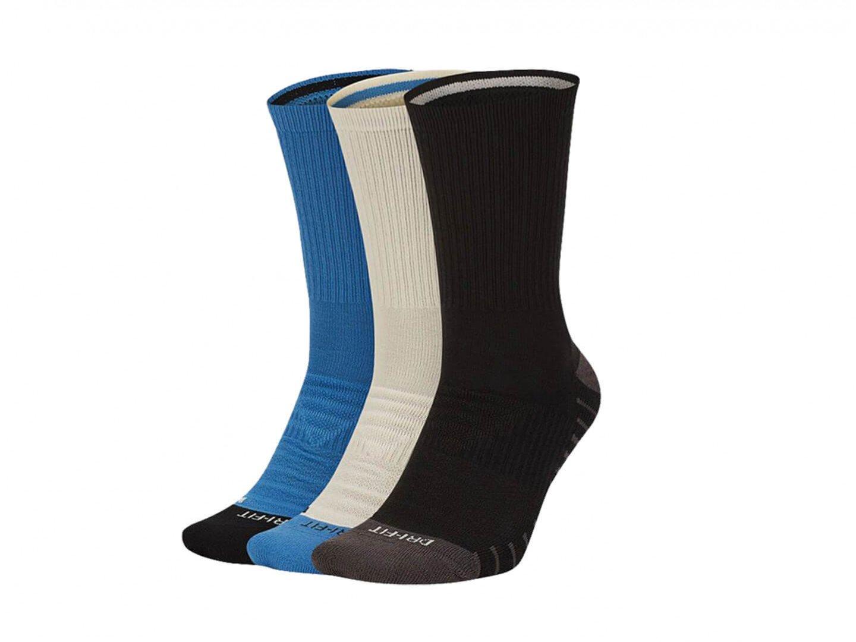 Носки Nike Max Cushioned Crew 3PK  black, red, white