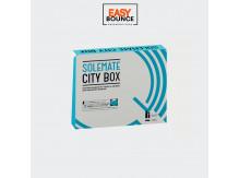 Набор по уходу за обувью и одеждой Solemate City Box