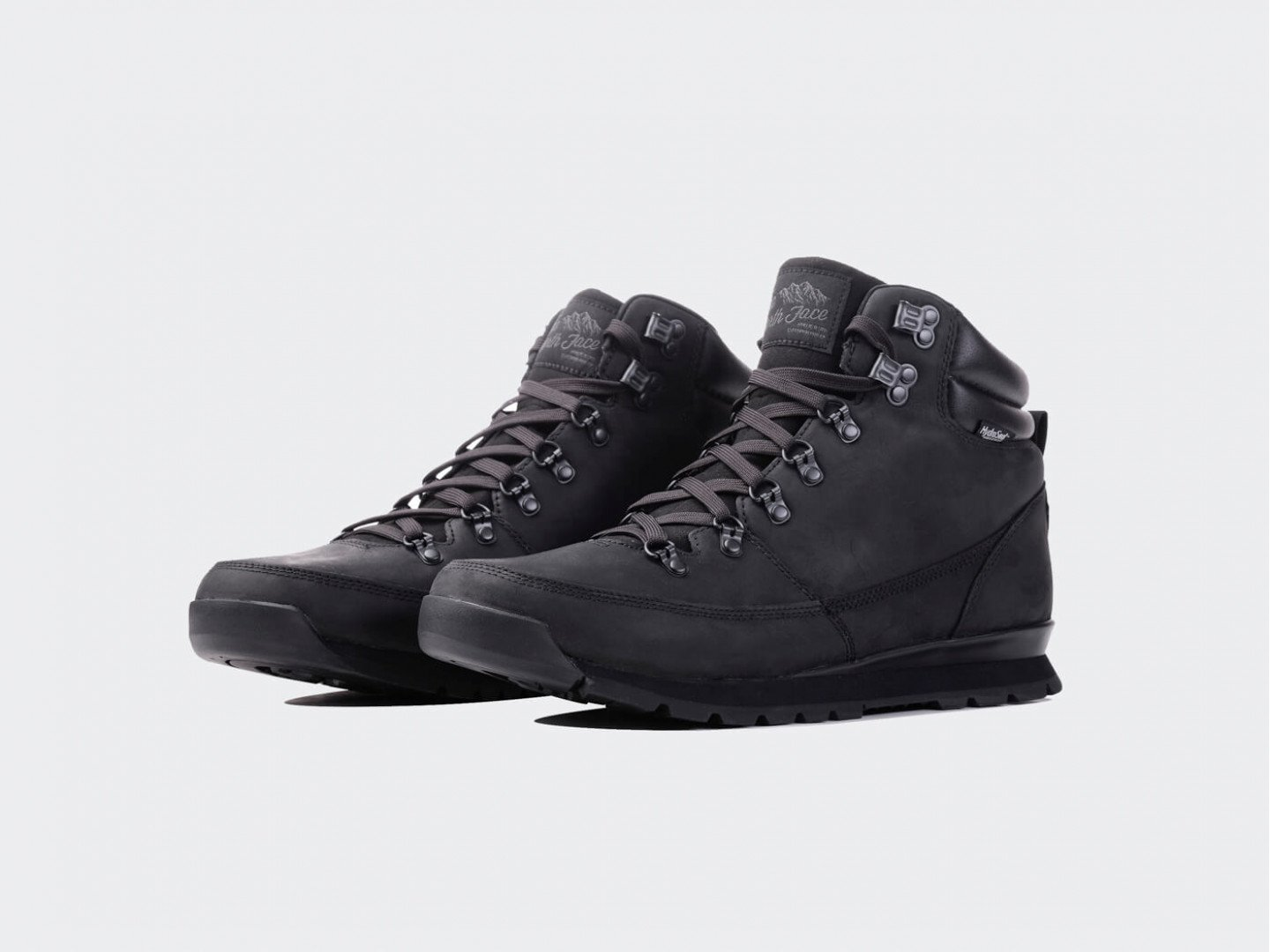 Ботинки The North Face Back To Berkeley Redux Leather / black