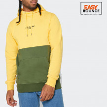 Толстовка The Hundreds Peak Pullover / yellow