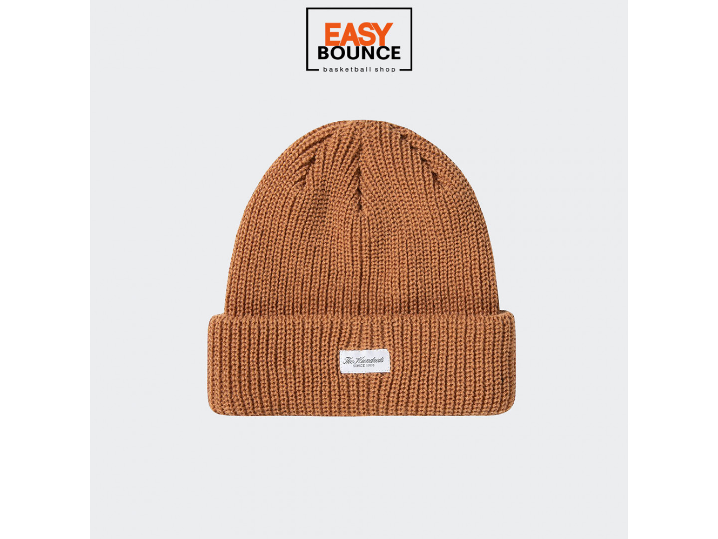Шапка The Hundreds Crisp Beanie SP20 / dark khaki