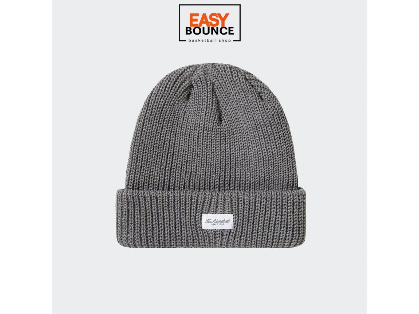 Шапка The Hundreds Crisp Beanie SP20 / grey