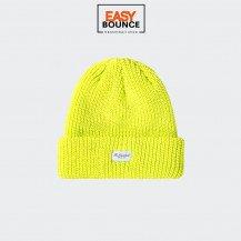 Шапка The Hundreds Crisp Beanie SP20 / highlighter yellow
