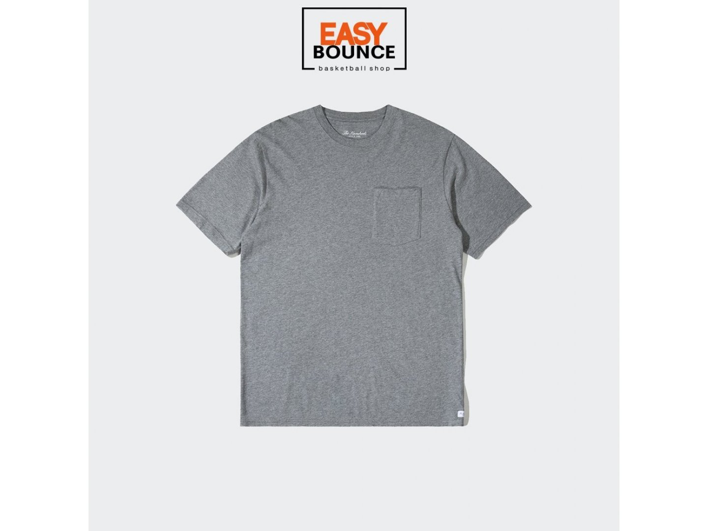 Футболка The Hundreds 2020 Perfect Pocket T-Shirt /athletic heather