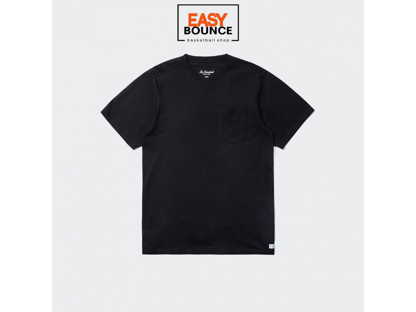Футболка The Hundreds 2020 Perfect Pocket T-Shirt / black