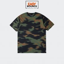 Футболка The Hundreds 2020 Perfect Pocket T-Shirt / camo