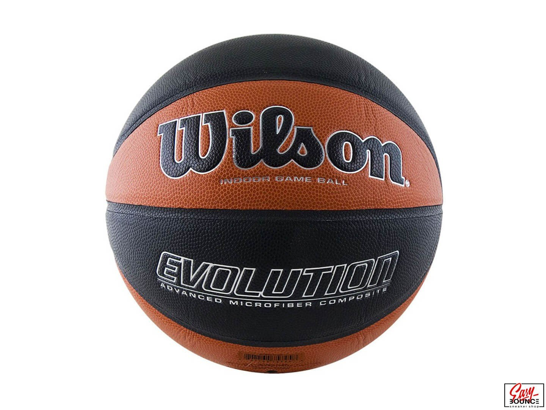 Баскетбольный мяч Wilson Evolution England