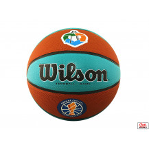 Баскетбольный мяч Wilson VTB Gameball ASG ECO