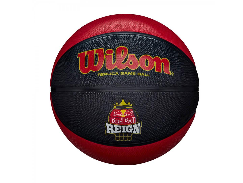Баскетбольный мяч Wilson Red Bull Replica Game Ball