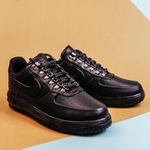 Мужские кроссовки Nike Lunar Force 1 Duckboot Low / black