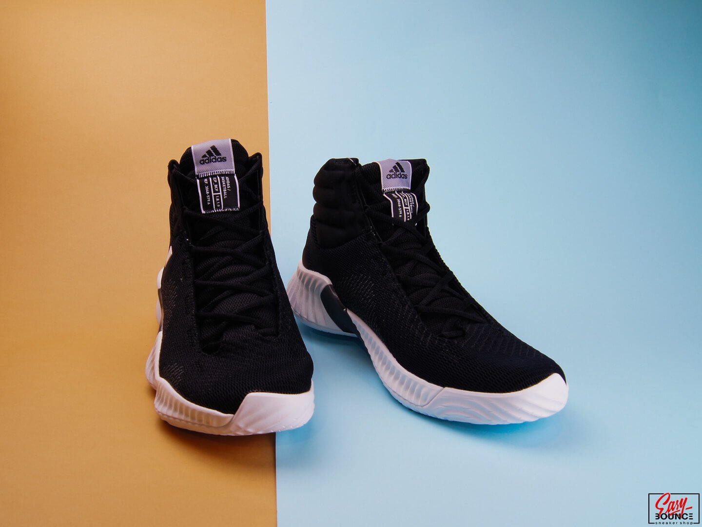 Мужские кроссовки Adidas Pro Bounce 2018 / black
