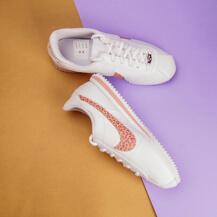 Детские кроссовки Nike Cortez Basic SL (GS) / white, pink