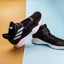 Мужские кроссовки Adidas Explosive Bounce 2018 / black