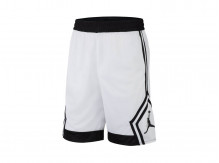 Шорты Air Jordan Rise Diamond Basketball Shorts / white, black
