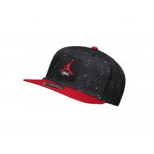 Кепка Air Jordan Jumpman Flight Snapback  / black, red