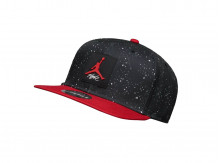 Кепка Air Jordan Jumpman Flight Snapback  / black, red