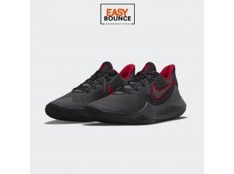 Кроссовки Nike Precision 5 / black, red