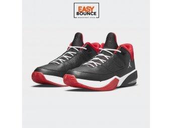 Кроссовки Air Jordan Max Aura 3 / black, white, university red