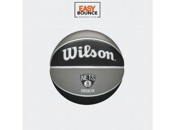 Баскетбольный мяч Wilson NBA Team Tribute Brooklyn Nets