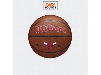 Баскетбольный мяч Wilson NBA Chicago Bulls