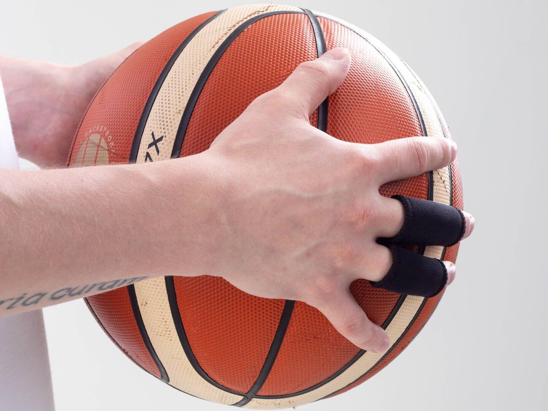 Защита для фаланга пальцев (пара) / черный