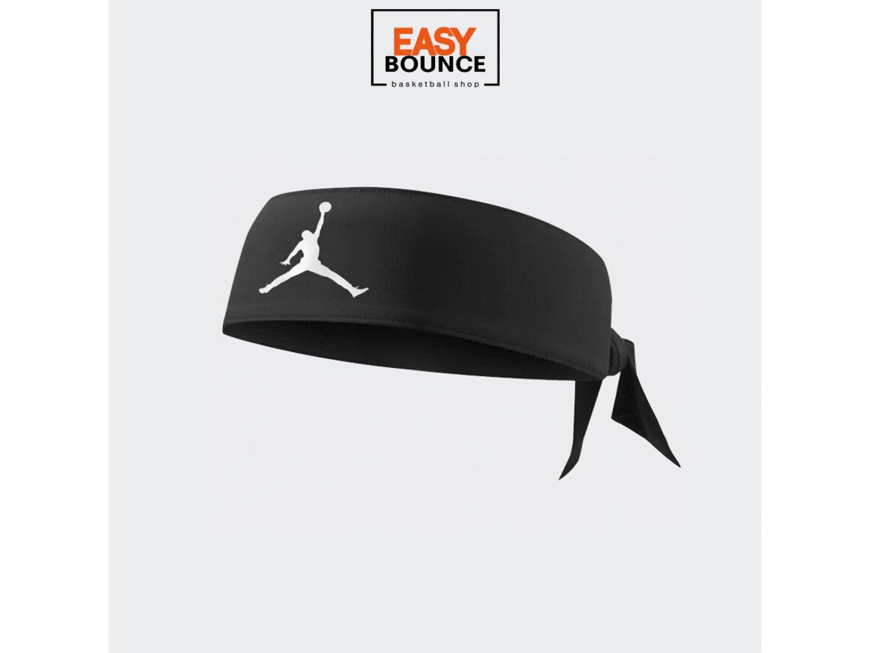 Повязка на голову Jordan Jumpman Dri-FIT Head Tie / black