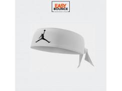 Повязка на голову Jordan Jumpman Dri-FIT Head Tie / white