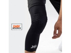 Защита на колено Protective Knee Band Long Comb / Black