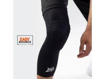 Защита на колено Protective Knee Band Long Comb / Black