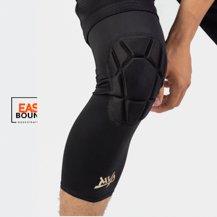 Защита на колено Protective Knee Band Long Star / black