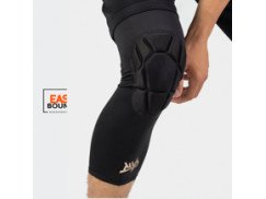 Защита на колено Protective Knee Band Long Star / black