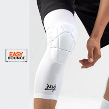 Защита на колено Protective Knee Band Long Star / white
