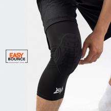 Защита на колено Protective Knee Band Long Fortress / Black