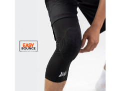 Защита на колено Protective Knee Band Long Fortress / Black