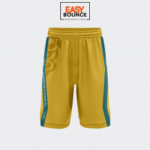 "Шорты Peak ПБК ""Астана"" Лига ВТБ сезон 2020-2021 (домашние)  / yellow"