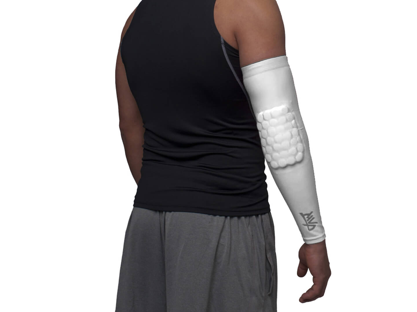 Защита на локоть Protective Arm Sleeve / white