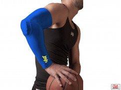 Защита на локоть Protective Arm Sleeve Comb / Blue