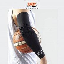 Защита на локоть Protective Arm Sleeve Star / black