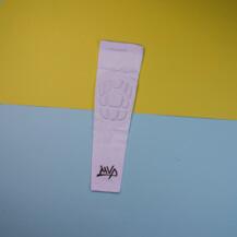 Защита на локоть Protective Arm Sleeve Star / white